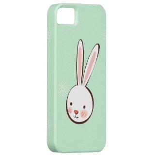 Iphone del conejito de pascua 5 casos iPhone 5 Case-Mate funda