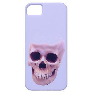 iPhone del cráneo 5 casos Funda Para iPhone 5 Barely There