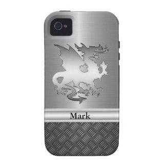 iPhone del dragón de la fantasía 4 casos Vibe iPhone 4 Fundas