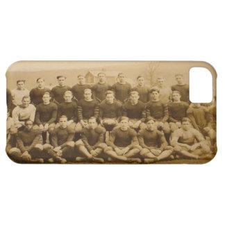 Iphone del este 5 de Beth del fútbol 1927 de la Hi Funda Para iPhone 5C