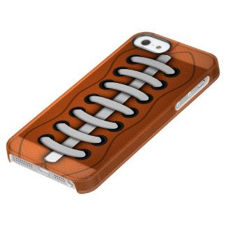 iPhone del fútbol americano 5 casos de Permafrost™ Funda Permafrost™ Deflector Para iPhone 5 De Uncom