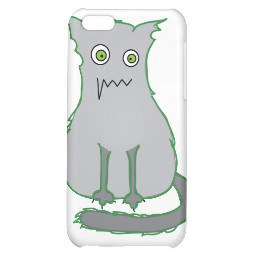 iPhone del gato del zombi