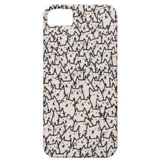 iPhone del gato iPhone 5 Case-Mate Cárcasas