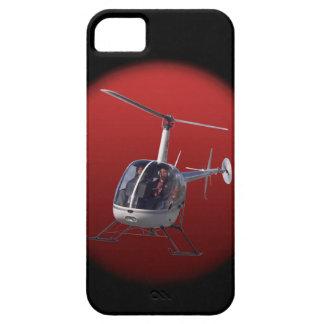 iPhone del helicóptero 5 casos frescos del piloto iPhone 5 Funda