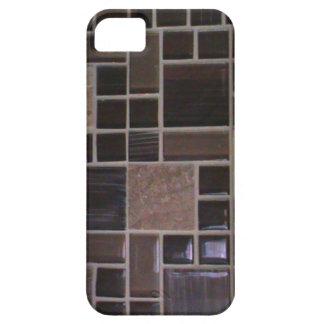iPhone del modelo de la teja iPhone 5 Case-Mate Funda