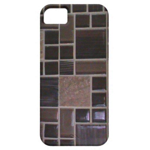 iPhone del modelo de la teja iPhone 5 Carcasa