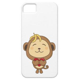 iPhone del mono 5 casos iPhone 5 Fundas
