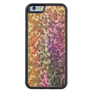 iPhone del mosaico del arco iris 6 casos Funda De iPhone 6 Bumper Arce