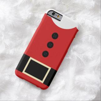 iPhone del navidad del juego de Santa Funda Barely There iPhone 6