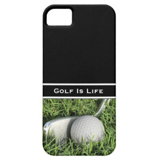 iPhone del negocio 5 casos del golf iPhone 5 Funda