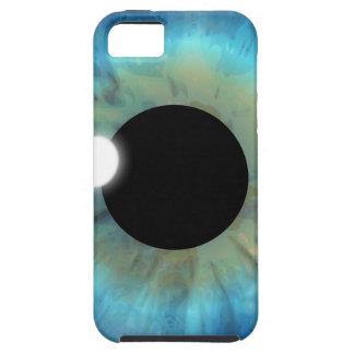 iPhone del ojo azul del eyePhone 5 casos del Funda Para iPhone SE/5/5s