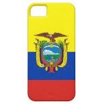 """""""iPhone del orgullo de Ecuador"""" 5 casos iPhone 5 Cárcasa"""