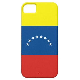 """iPhone del orgullo de Venezuela"" 5 casos Funda Para iPhone 5 Barely There"