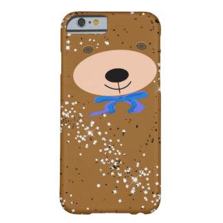 iPhone del oso de la pierna de Turquía 6 casos Funda De iPhone 6 Barely There