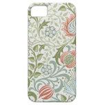Iphone del papel pintado floral de William Morris iPhone 5 Protector