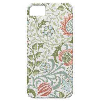 Iphone del papel pintado floral de William Morris iPhone 5 Carcasa