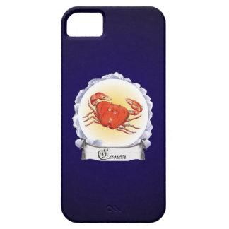iPhone del zodiaco de la astrología del cáncer iPhone 5 Carcasa