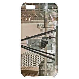 iPhone-Detroit-Joe_Louis_Fist iPhone 5C Covers