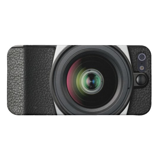 Iphone disguised as a camera iPhone SE/5/5s case