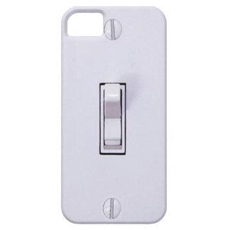 iPhone divertido 5 del interruptor de la luz Funda Para iPhone SE/5/5s