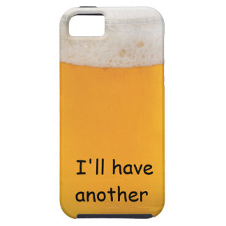 iPhone divertido de la cerveza 5 casos iPhone 5 Funda