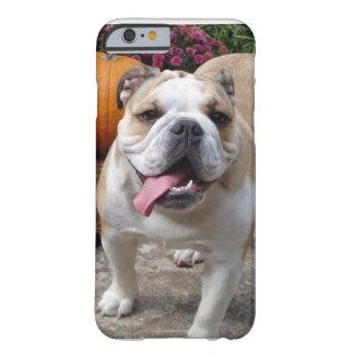 iPhone divertido lindo del dogo inglés 6 cubiertas Funda Para iPhone 6 Barely There