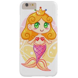 iPhone dulce 6/6s de la princesa de la sirena más Funda Para iPhone 6 Plus Barely There