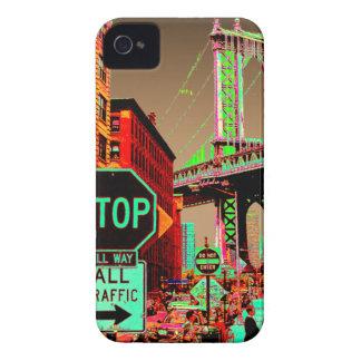 iphone DUMBO1 urbano iPhone 4 Case-Mate Carcasas