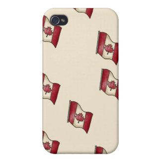 iPhone duro del caso de Speck® Fitted™ Shell de la iPhone 4/4S Carcasas