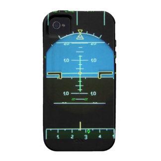 iPhone electrónico de la exhibición del vuelo iPhone 4/4S Carcasas