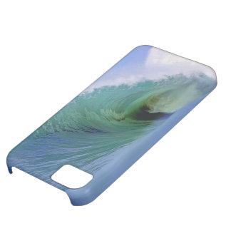Iphone enorme de la isla de Nias de la onda Funda Para iPhone 5C