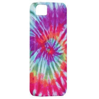 iPhone espiral rosado 5 de la casamata del teñido iPhone 5 Case-Mate Carcasa