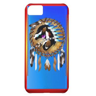 Iphone espiritual del caballo funda para iPhone 5C