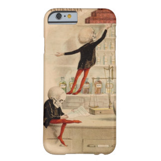 iPhone esquelético 6 Ca del doctor Pharmacist Funda Barely There iPhone 6