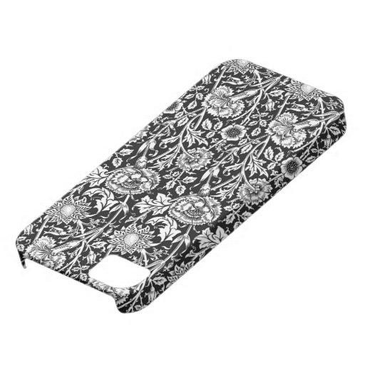 iPhone floral 5 de la casamata del ~ del vintage iPhone 5 Cárcasa