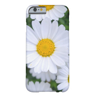 iPhone floral de encargo 6 casos con la margarita Funda Para iPhone 6 Barely There