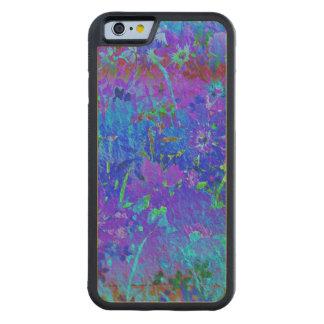 iPhone floral en colores pastel suave 6 casos de Funda De iPhone 6 Bumper Arce