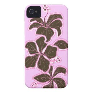iPhone floral hawaiano del hibisco de Kailua 4 iPhone 4 Carcasas