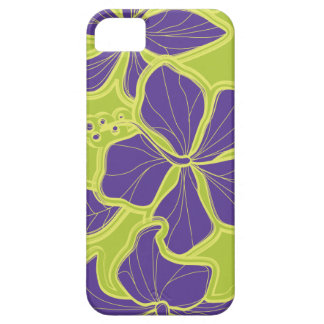 iPhone floral hawaiano del hibisco de Kailua 5 iPhone 5 Fundas
