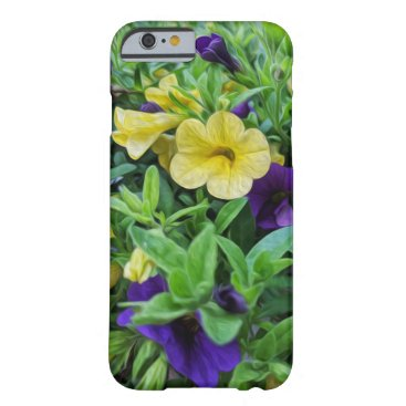 iPhone Flowers Barely There iPhone 6 Case