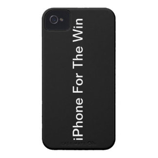 Iphone for the win iPhone 4 case