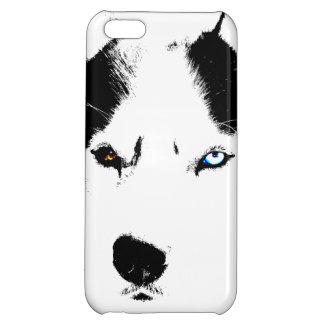 iPhone fornido 5 casos del Malamute del husky