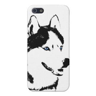 iPhone fornido 5 casos del Malamute del husky iPhone 5 Carcasa