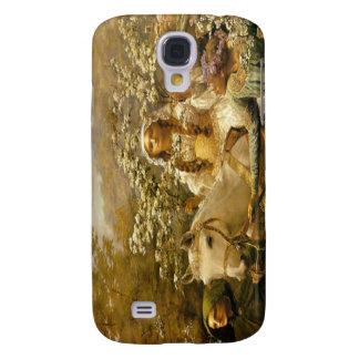 iPhone francés 3G 3GS de señora Case del país del
