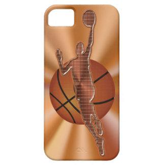 iPhone fresco 5 casos del baloncesto de 5S retros iPhone 5 Carcasa