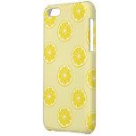 iphone fresco 5c del modelo de la fruta del limón