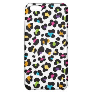 iPhone fresco del modelo del guepardo 5 casos para
