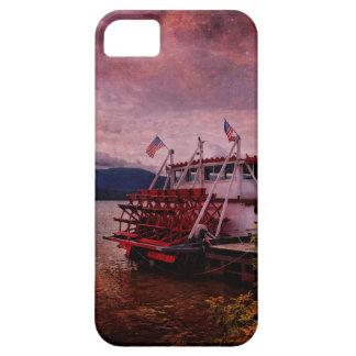 iPhone Funda-Que camina en la belleza el río iPhone 5 Carcasa
