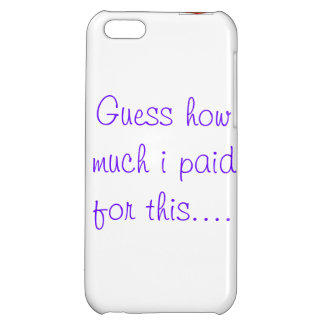 iphone funny question iPhone 5C case