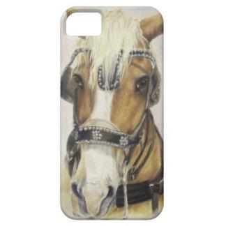 iPhone Gelding 5Case del caballo de proyecto iPhone 5 Case-Mate Cárcasa